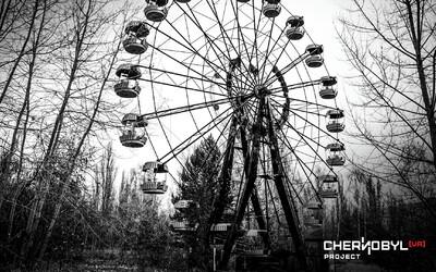 Navštivte Černobyl bez toho, abyste vyšli z domu. Interaktivní projekt chce ukázat tragédii ještě hlouběji