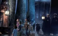 Navštivte Zapovězený les z Harryho Pottera! V Londýně vyroste atrakce s Hagridem, Aragogem a dalšími potvorami