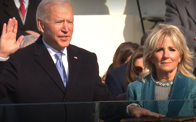 NAŽIVO: Joe Biden sa stal 46. prezidentom USA