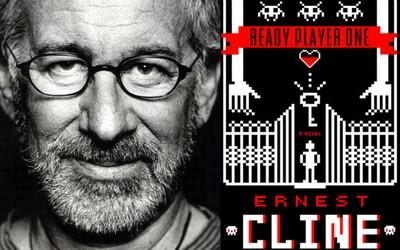 Názov ďalšieho Spielbergovho projektu je atraktívne sci-fi Ready Player One.