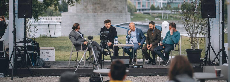 Nazreli sme dovnútra slovenskej židovskej komunity: V dnešnej dobe nie je bezpečné byť židom, hovorí rabín Kapustin