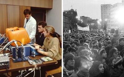Nebolo to len o cestovaní. Bývalí študenti ti povedia, čo všetko sa zmenilo po 17. novembri 1989