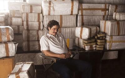 Necenzurovaný pohled na vznik impéria Pabla Escobara v seriálu Narcos od Netflixu