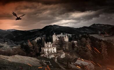Nechceš si kúpiť vlastný slovenský hrad za cenu 4-izbáku v Bratislave? Sklabinský hrad môžeš premeniť na sídlo ako z fantasy filmov