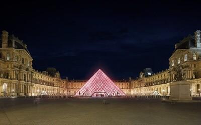 Nechceš stráviť noc so svojou polovičkou a Monou Lisou priamo v ikonickom Louvre? Airbnb vymyslelo špeciálnu kampaň