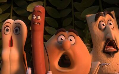 Nechutný a brutálny, R-kový animák od Setha Rogena nám ukáže, že jedlo cíti bolesť