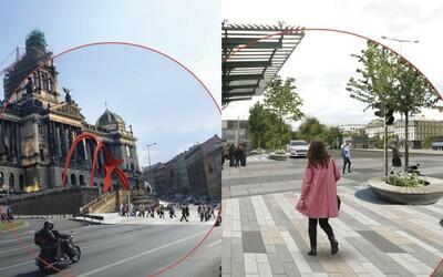 Nechvalně proslulá magistrála v Praze se promění k lepšímu! Podívej se, jak budou vypadat zóny pro chodce a upravené parky v jejím okolí