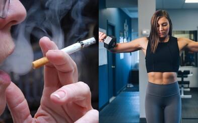 Necvičíš? Je to ešte škodlivejšie ako fajčenie, zistil nový výskum