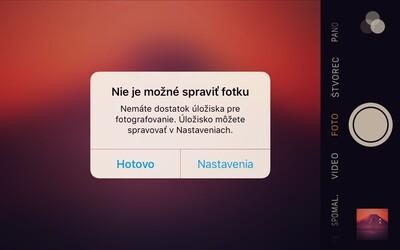 Nedostatok miesta na tvojom iPhone? Vyskúšaj tieto tipy a triky