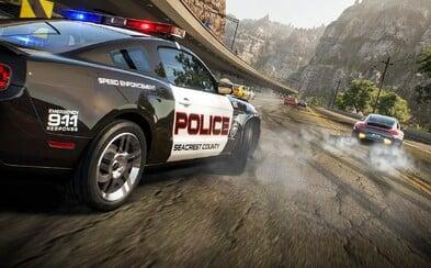 Remaster hry Need for Speed Hot Pursuit vyjde 6. listopadu