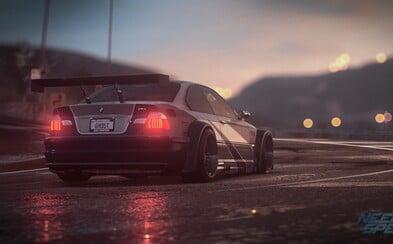 Need for Speed posouvá rychlost na další level