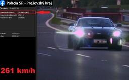 Need for Speed Prešov: Slovák uháňal rekordnou rýchlosťou 261 km/h, dostal len pokutu, ľudia sa búria