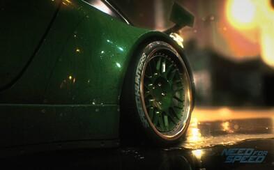 Need for Speed ukážkou láka na reštart hernej série: Nový diel prinesie nočné závody a detailný tuning