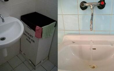 Nefunguje nielen zdravotníctvo. Slovenský internet zaplavujú fotky z nemocníc, ale aj úradov, pri ktorých sa človeku zastavuje rozum