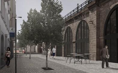 Negrelliho viadukt v Praze čeká příjemná přeměna. Jeho prázdné oblouky zaplní galerie, obchůdky i kavárny