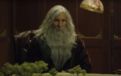 Neill Blomkamp nám vo svojom ďalšom krátkom filme predstaví znudeného Boha, ktorý sa baví pohľadom na skupinu pravekých ľudí