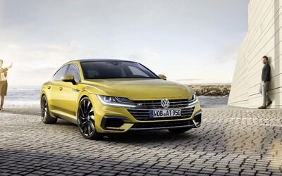 Nejatraktivnější Volkswagen všech dob je realitou. Přivítejte nádherného Arteona, nástupce CC