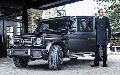Nejbezpečnější Mercedes-Benz G63 vydrží i výbuch granátu, ale zájemci za něj zaplatí téměř 28 milionů korun!