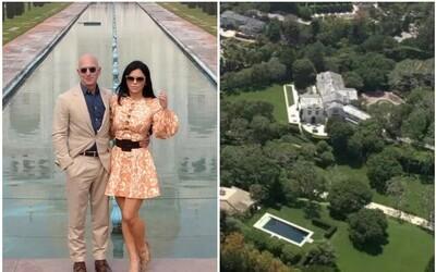 Nejbohatší muž světa Jeff Bezos si koupil nejdražší rezidenci v LA. Při majetku 120 miliard eur si toho skoro ani nevšiml
