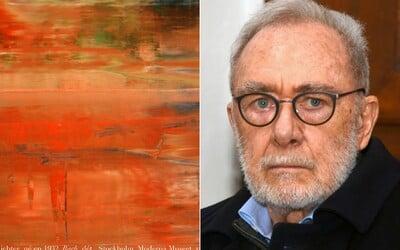 Nejdražší německý malíř prodá 18 svých obrazů. Výtěžek půjde bezdomovcům
