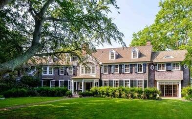 Nejdražší prodávaný dům v USA stojí 130 milionů eur. Co vše toto královské sídlo ukrývá?