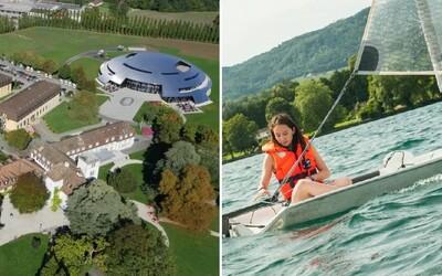Nejdražší škola světa má vlastní plachetnici, dostihy nebo zimní stadion. Studenti v ní navíc dostávají kapesné