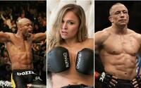 Nejdrsnější muži a ženy planety aneb ti nejlepší z historie MMA