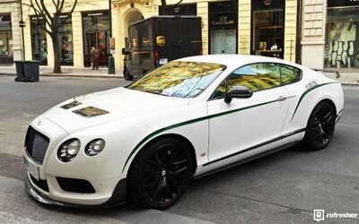 Nejdynamičtější Bentley v historii, jen 300kusový Continental GT3-R, je už i v Česku!