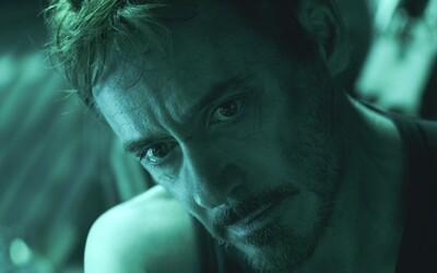 Nejemotivnější větu z Avengers: Endgame nevymysleli scénáristé, ale Robert Downey Jr.