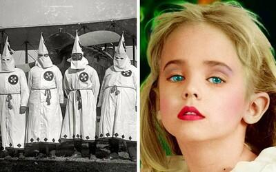 Nejhorší události, které se staly přesně na Vánoce: Vznik rasistického klanu, záhadná vražda dětské miss či přírodní katastrofy