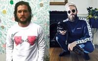 Nejhůře oblečeným mužem na světě se stal Jon Snow. Styl si nedokázali vyladit ani Elon Musk či miláček internetu PewDiePie