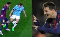Nejkrásnější akce letošní sezóny geniálního Lea Messiho a Barcelony v gifkách