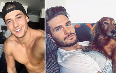 Nejkrásnější Češi a Slováci na Instagramu: Přitažliví muži, kteří by rozhodně stáli za hřích