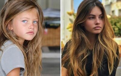 Nejkrásnější děvčátko na světě už vyrostlo v nádhernou slečnu. Thylane okouzlila po New Yorku i londýnský Fashion Week