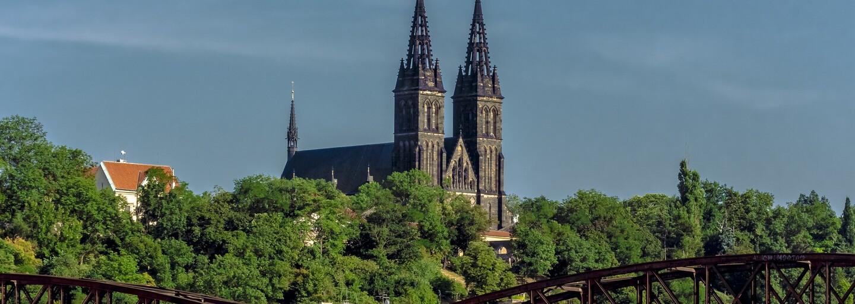 Nejkrásnější místa Prahy – Vyšehrad. Tam, kde se bohatá historie snoubí s neodolatelnou přírodou