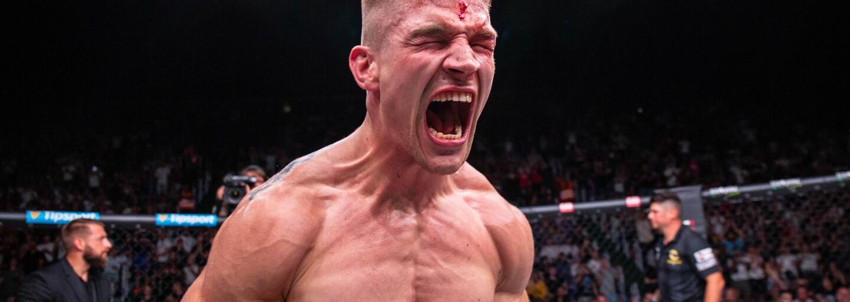Najkrajší MMA turnaj roku: Karlos Vémola spoznal svojho budúceho súpera, Pirát sa stal dočasným šampiónom