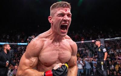 Nejkrásnější MMA turnaj roku: Karlos Vémola poznal svého příštího soupeře, Pirát se stal dočasným šampionem