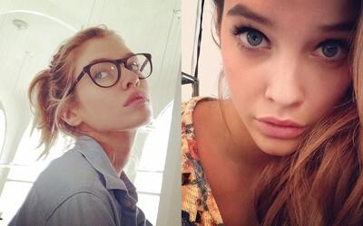 Nejkrásnější nejlepší kamarádky? Barbara Palvin a Stella Maxwell