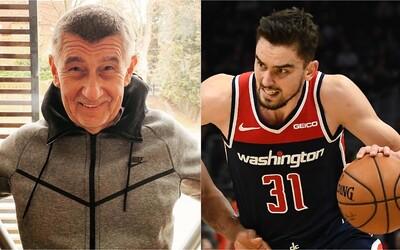 Nejlepší český basketbalista Satoranský se odmítl sejít s Babišem