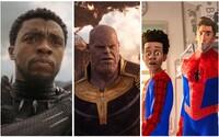Nejlepší komiksové filmy roku 2018