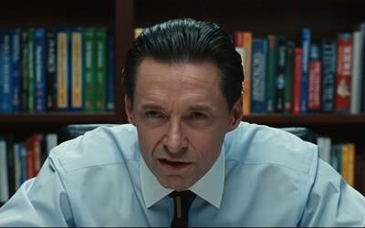 Nejlepší výkon Hugha Jackmana v celé kariéře? V Bad Education kryje ve škole korupční skandál, který přetrvává celá desetiletí