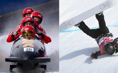 Nejnebezpečnější sporty zimní olympiády: Vysoká rychlost i létání ve vzduchu jsou rizikovou kombinací