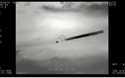 Nejnovější videozáznam zachycující UFO nemá vysvětlení. Jde opravdu o mimozemšťany?