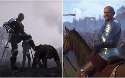 Nejočekávanější česká hra Kingdom Come: Deliverance odhaluje datum vydání a láká na krásný i krutý středověk v novém příběhovém traileru