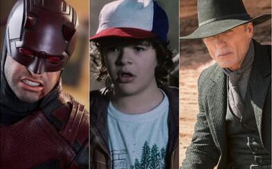 Najočakávanejšie seriály roku 2017 a 2018 už o pár dní odhalia svoju budúcnosť. Na aké skvelé trailery a informácie sa môžeme tešiť?
