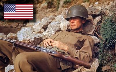Nejpopulárnější zbraně používané během druhé světové války: Spojené státy americké