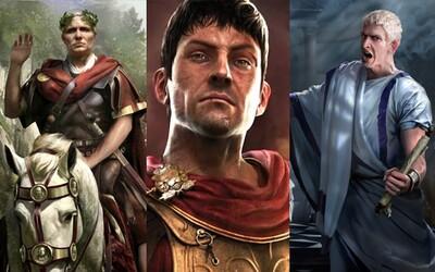 Nejschopnější římští císaři: Budovatelé akropolí, dobyvatelé národů i služebníci prostého lidu