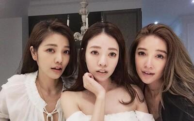 Nejstarší z nich je 63 let, ale svět okouzlily úžasným vzhledem. Děvčata z Tchaj-wanu tvoří snad nejvíce mladě vypadající rodinu vůbec