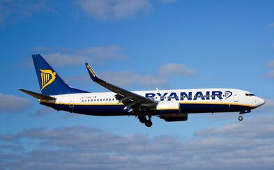 Největší evropská aerolinka Ryanair přidá v Praze 8 nových linek. Očekává zdvojnásobení počtu cestujících a prudký pokles cen letenek