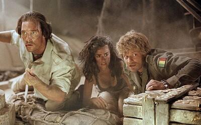 Největší filmové propadáky aneb jak McConaughey v Sahaře pohřbil 120 milionů těžký poklad